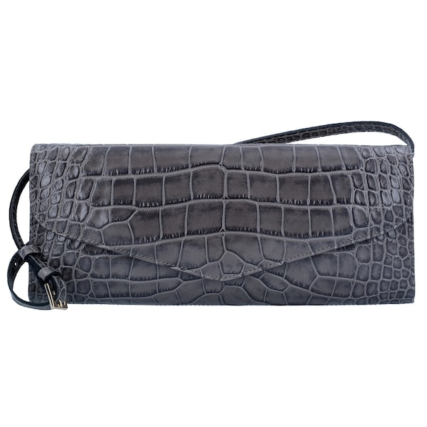 Clutches für Frauen - Picard Clutch 'Weimar' grau  - Onlineshop ABOUT YOU
