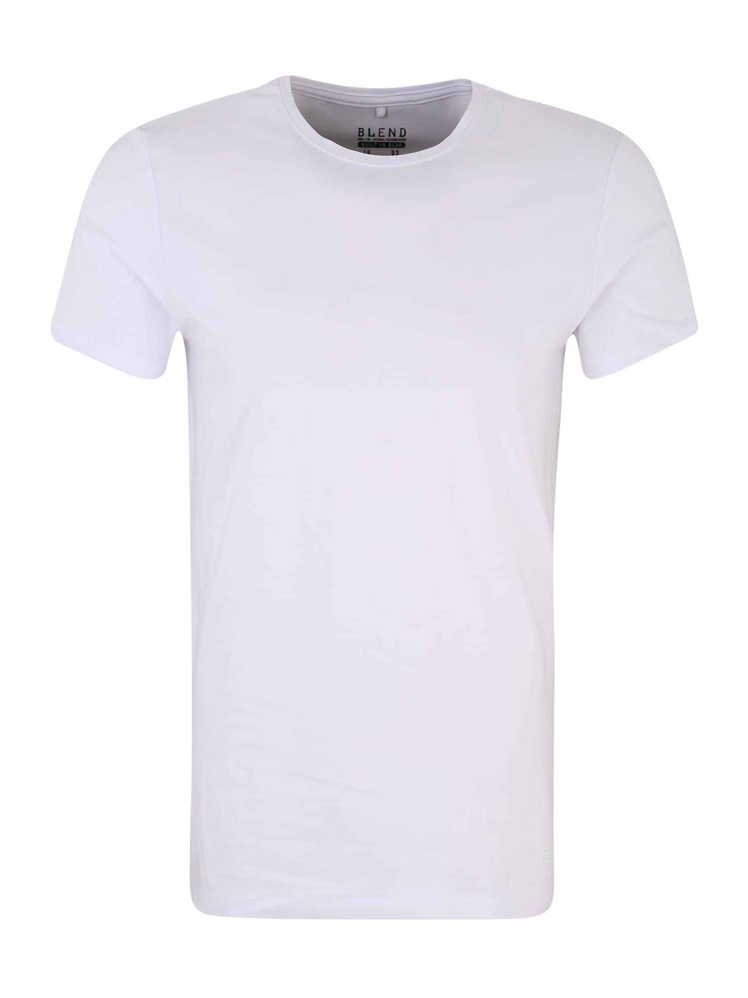 BLEND Marškinėliai 'BHNick' balta