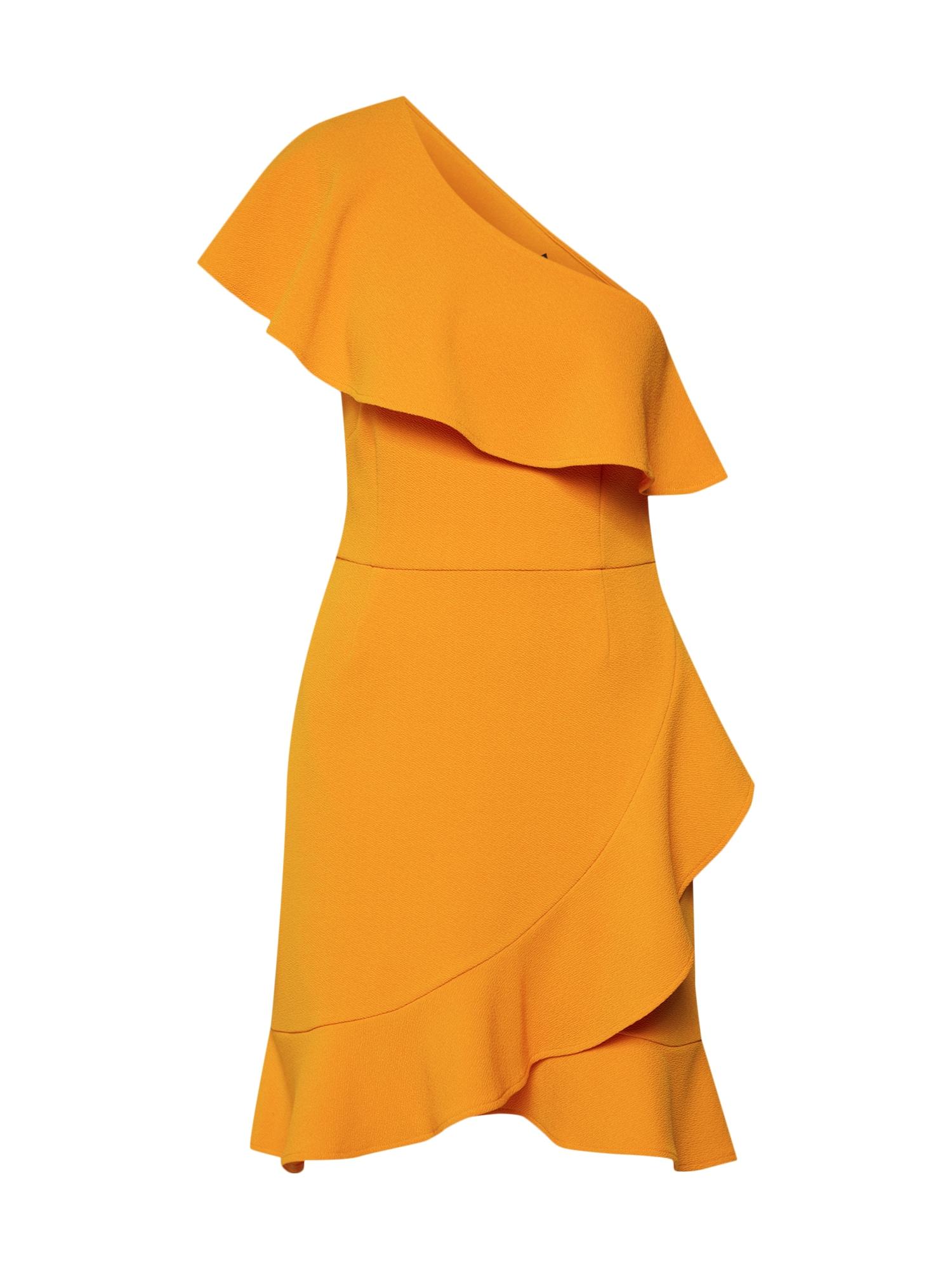Letní šaty Tangerine Ponte oranžová MINKPINK