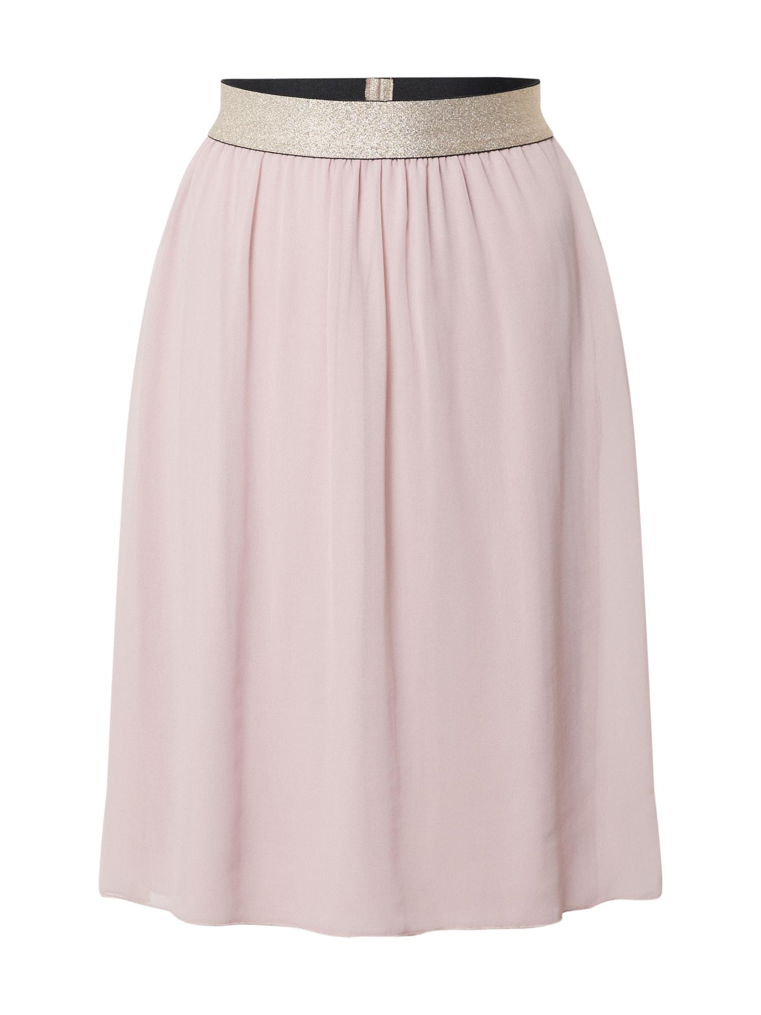 ABOUT YOU Sijonas 'Cettina' ryškiai rožinė spalva