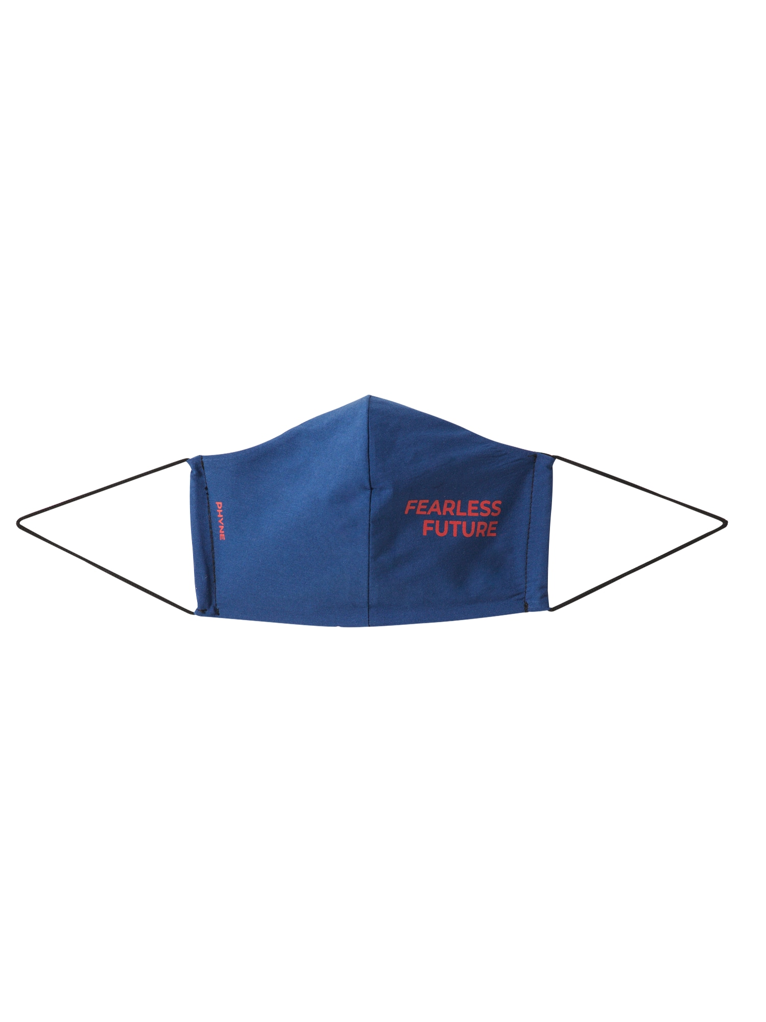 PHYNE Veido kaukė 'Fearless Future' mėlyna / raudona