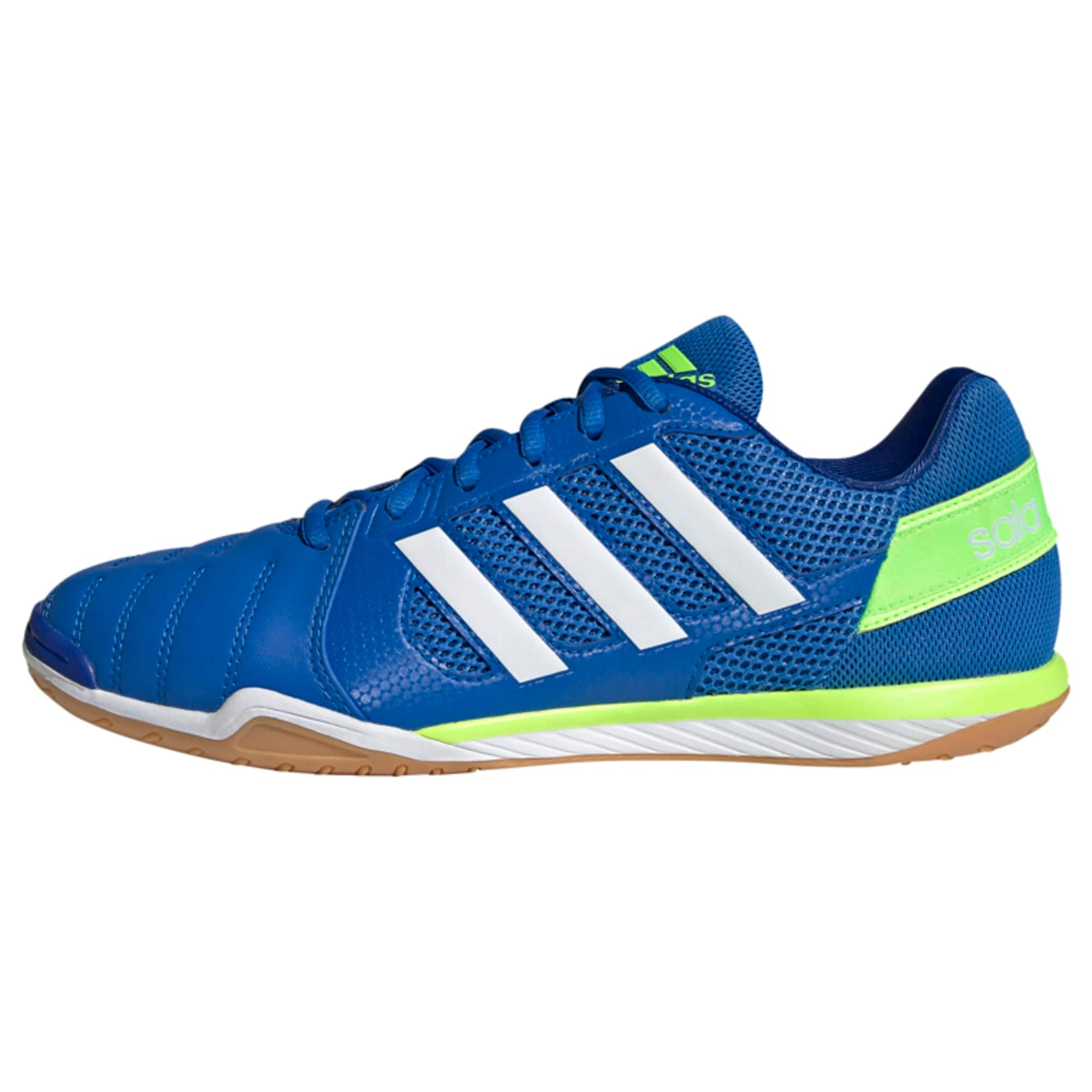 ADIDAS PERFORMANCE Futbolo bateliai mėlyna / žalia / balta