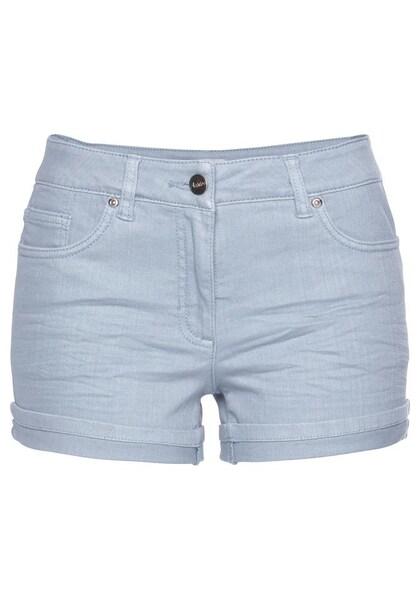 Hosen für Frauen - ANISTON Shorts hellblau  - Onlineshop ABOUT YOU