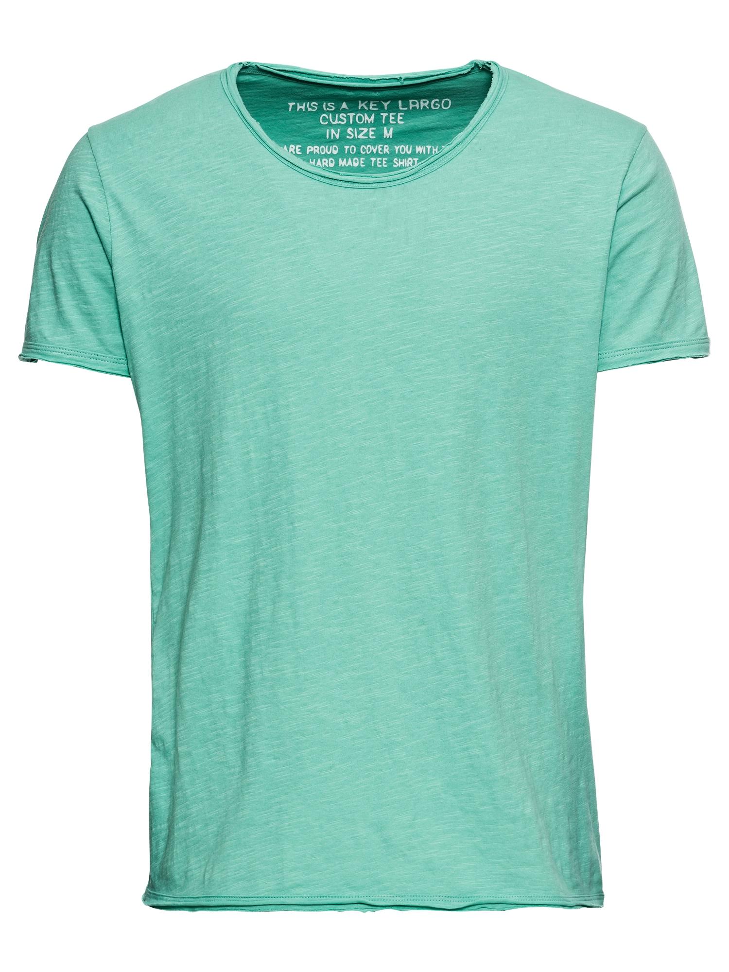 Tričko T BREAD mátová Key Largo