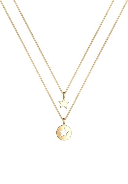 Schmucksets für Frauen - ELLI Halskette gold  - Onlineshop ABOUT YOU