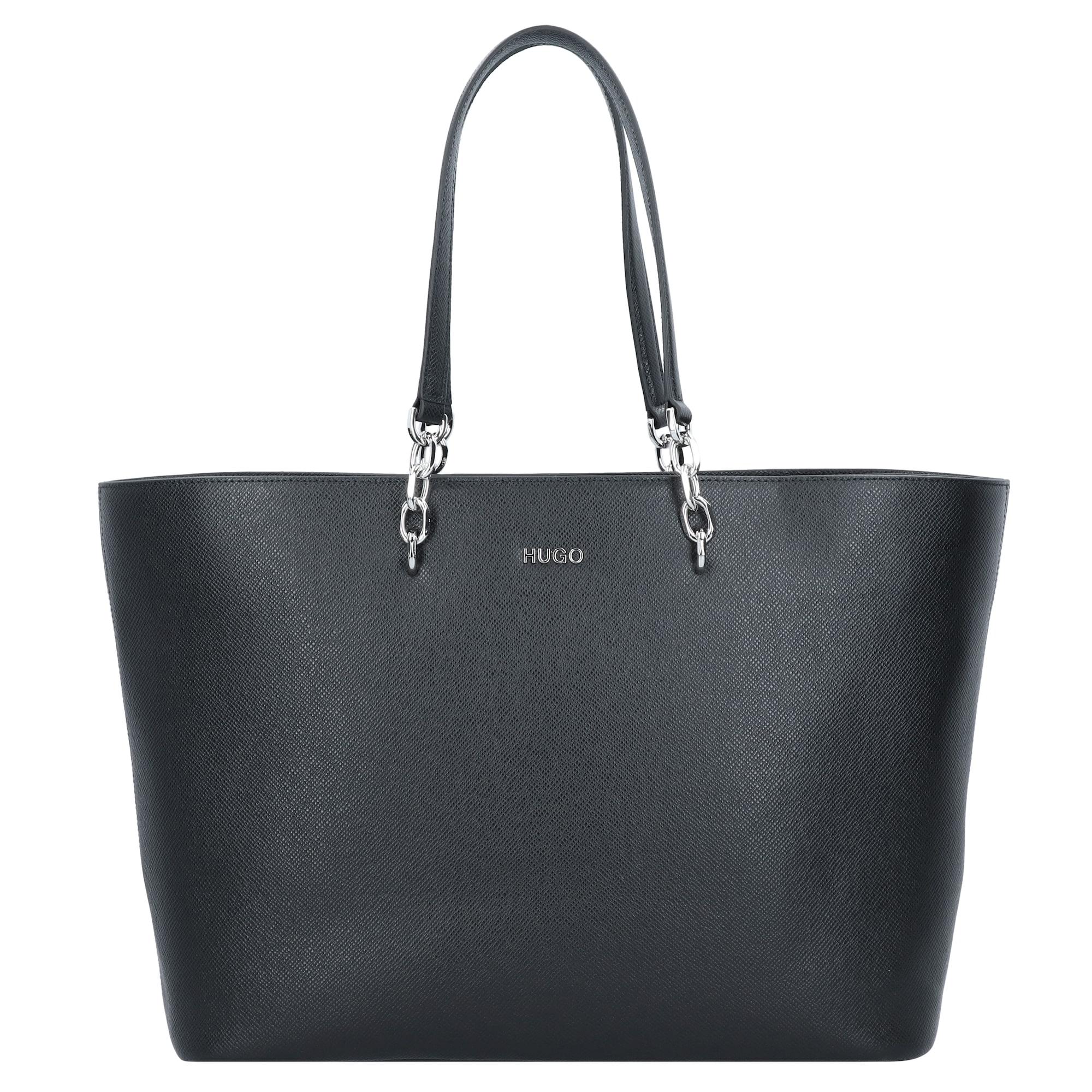 HUGO Shopper 'Victoria'  čierna