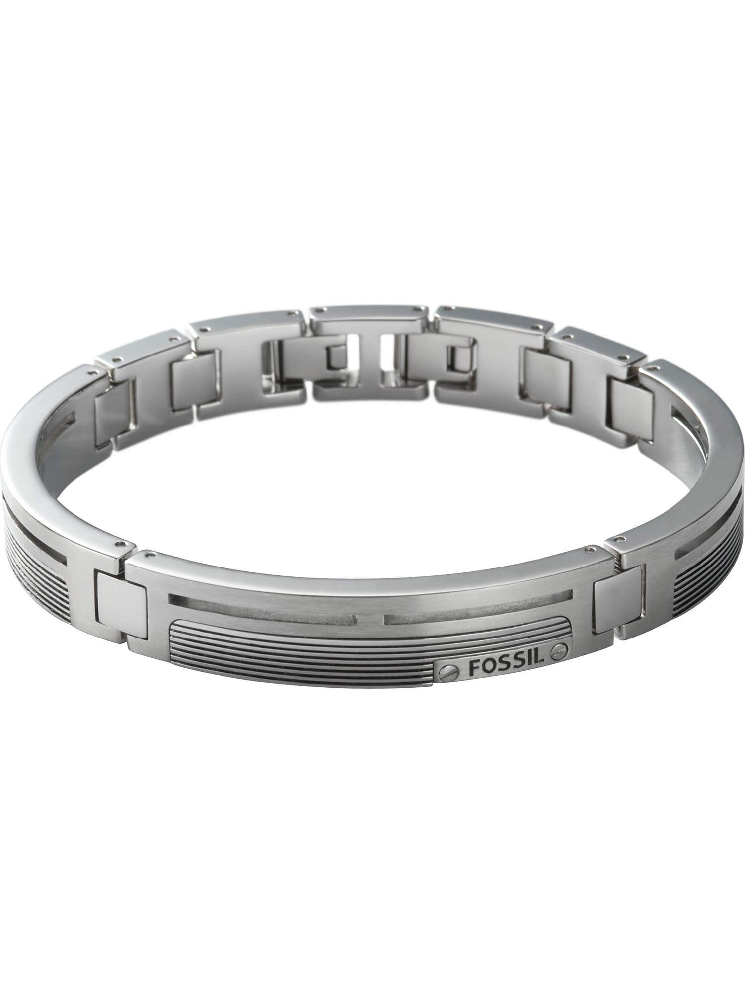 FOSSIL Apyrankė sidabras