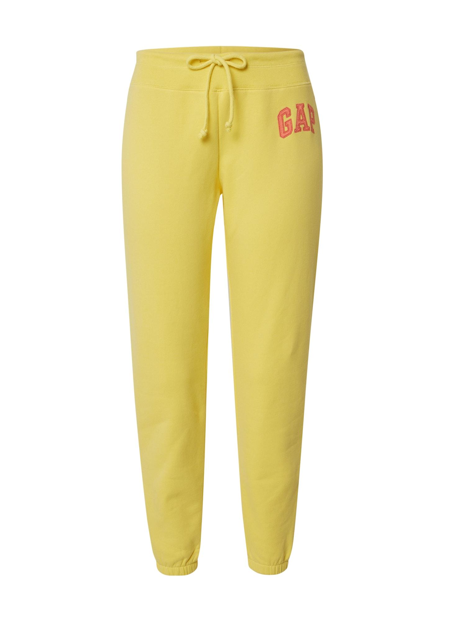 GAP Kelnės 'FASH' geltona