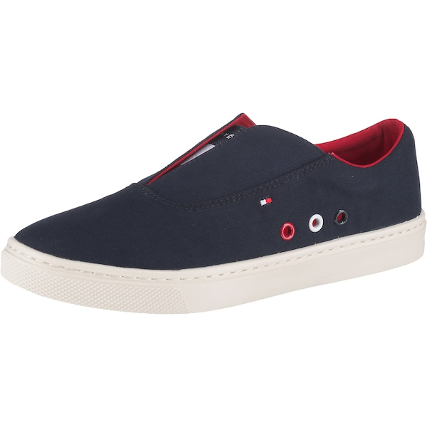 Sneakers für Frauen - Sneakers Low › Tommy Hilfiger › dunkelblau rot  - Onlineshop ABOUT YOU