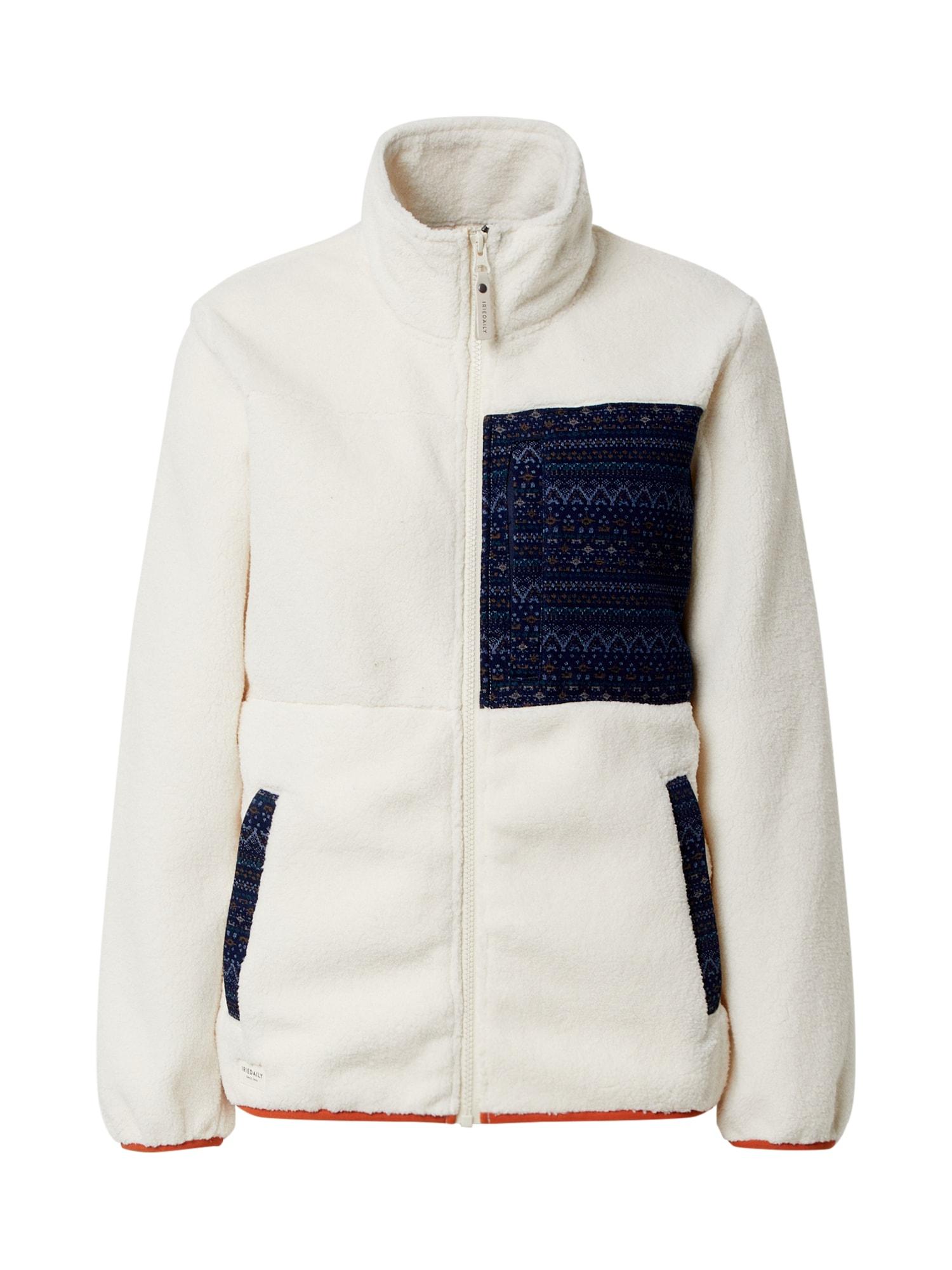 Iriedaily Džemperis balta / nakties mėlyna