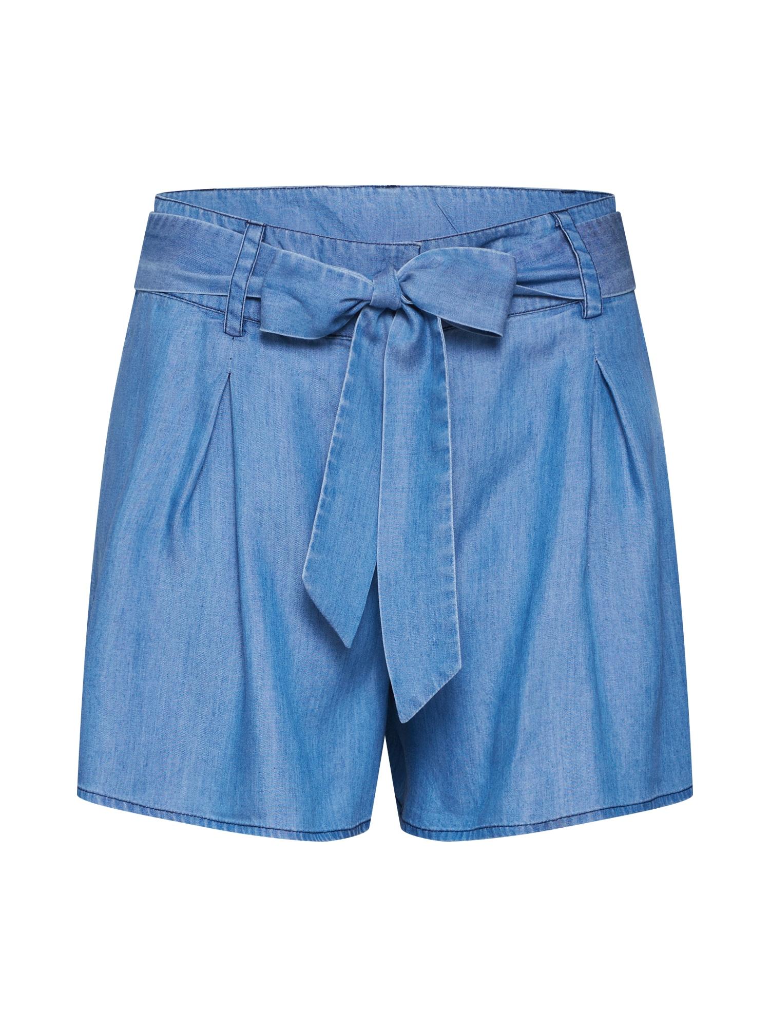 ABOUT YOU Kelnės 'Caro' tamsiai (džinso) mėlyna