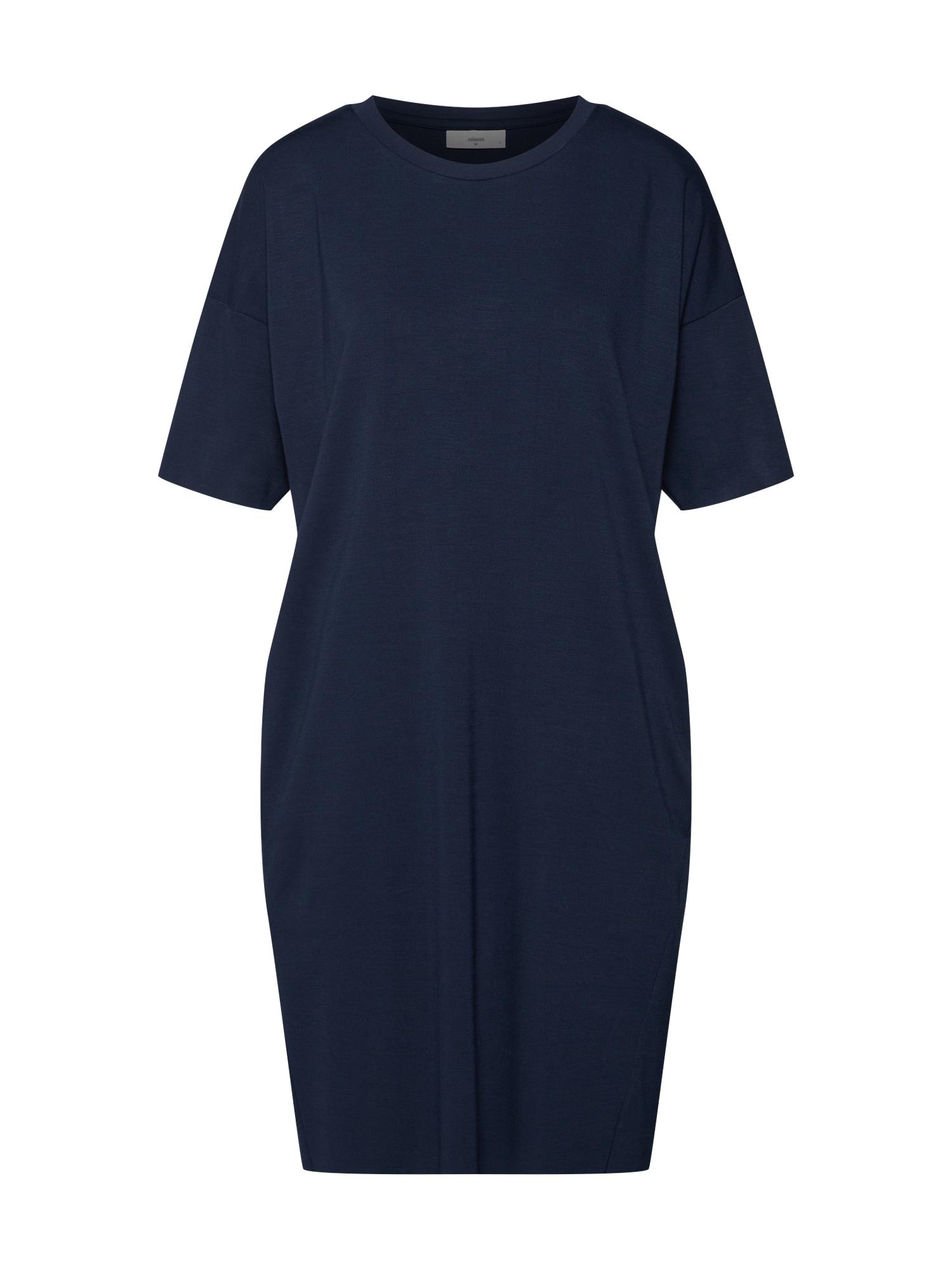 minimum Suknelė tamsiai mėlyna