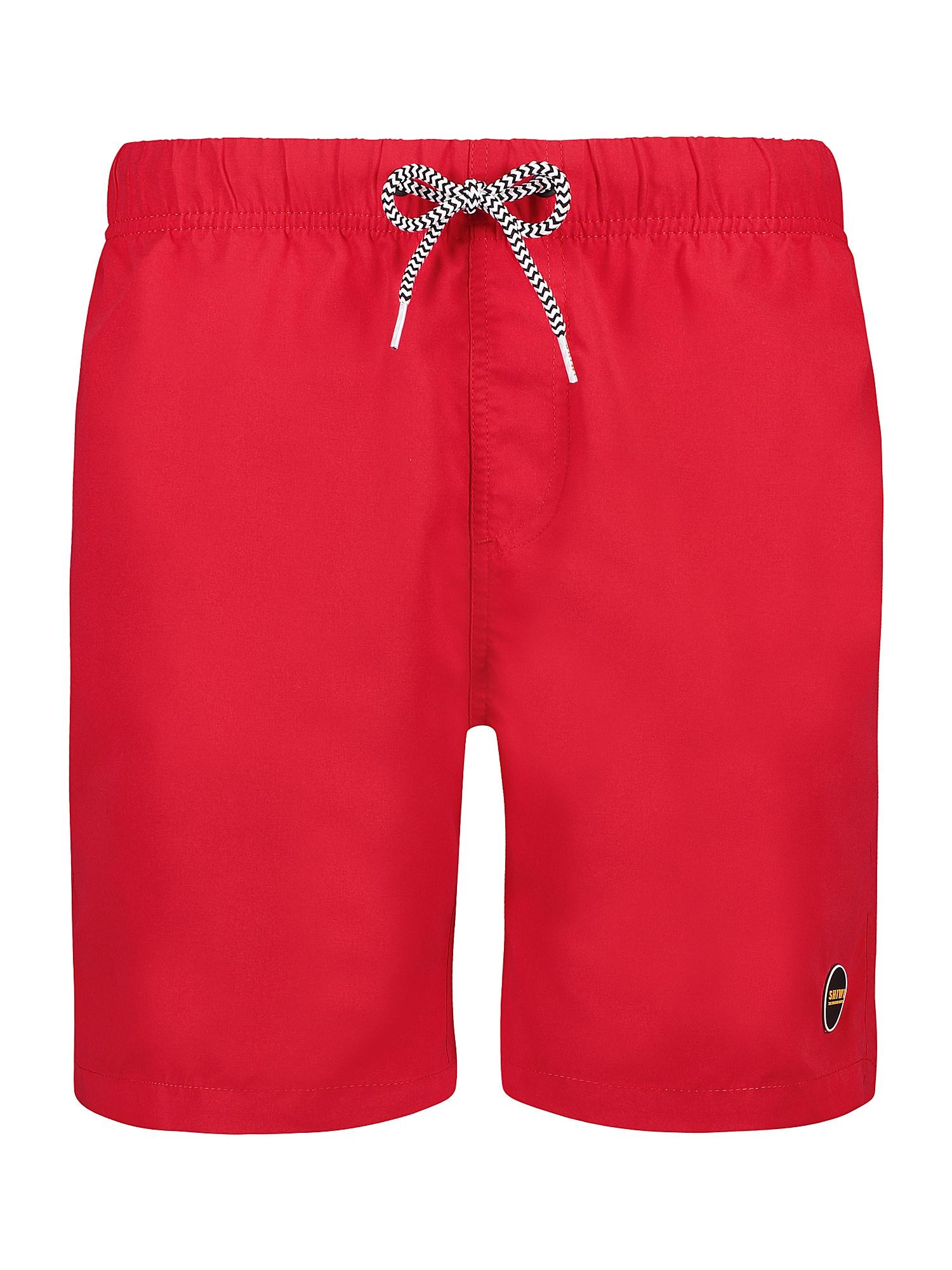 Shiwi Plavky 'Solid mike'  červené