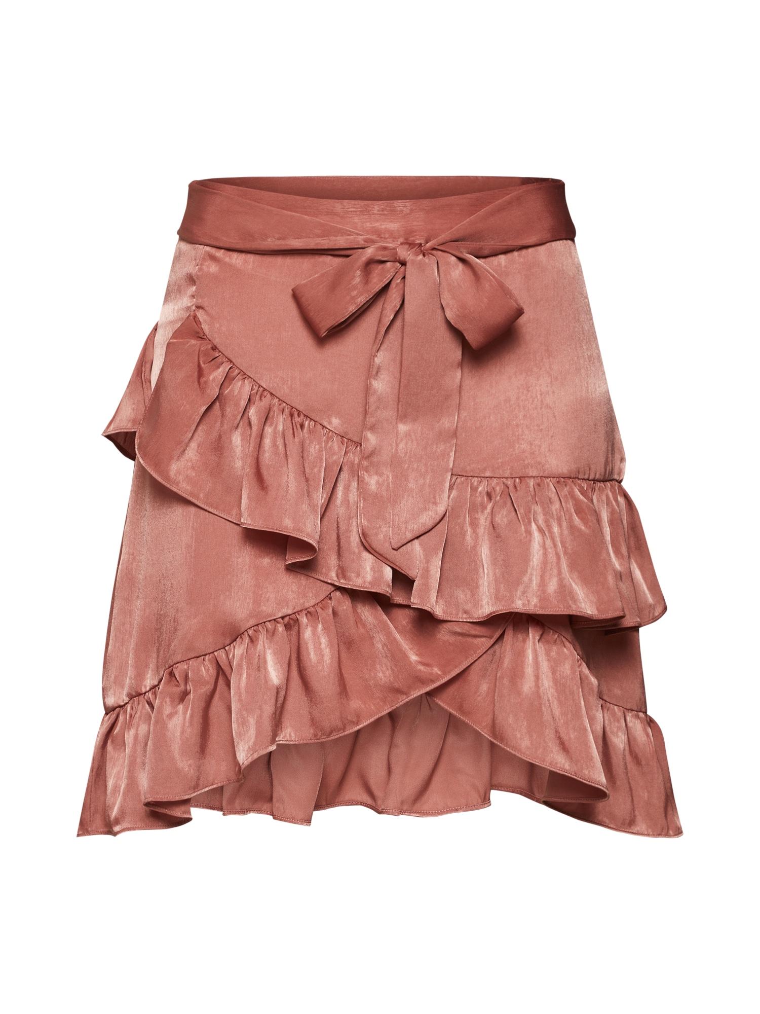 Sukně růžová Sofie Schnoor