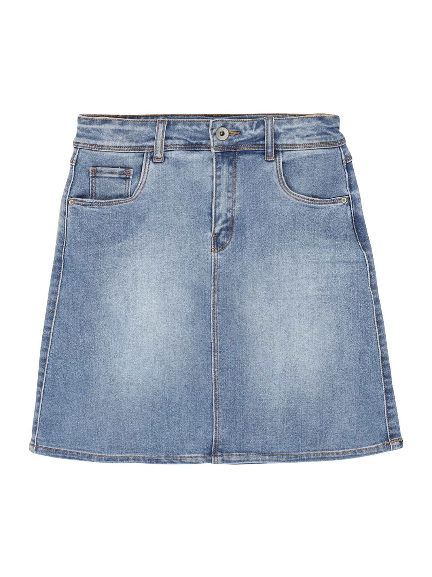 LMTD Sijonas tamsiai (džinso) mėlyna