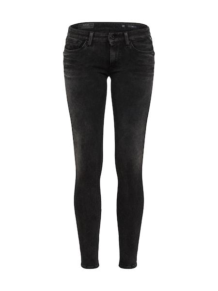 Hosen - Jeans 'LUZ HYPERFLEX' › Replay › black denim  - Onlineshop ABOUT YOU