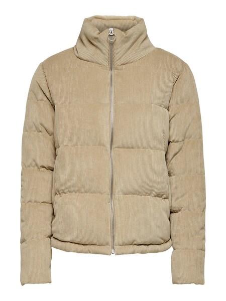 Jacken für Frauen - Jacke › ONLY › beige  - Onlineshop ABOUT YOU