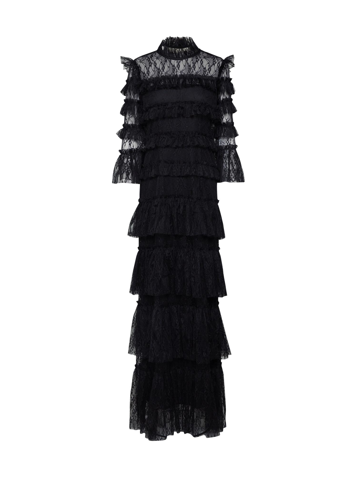 By Malina Vakarinė suknelė 'Carmine' juoda
