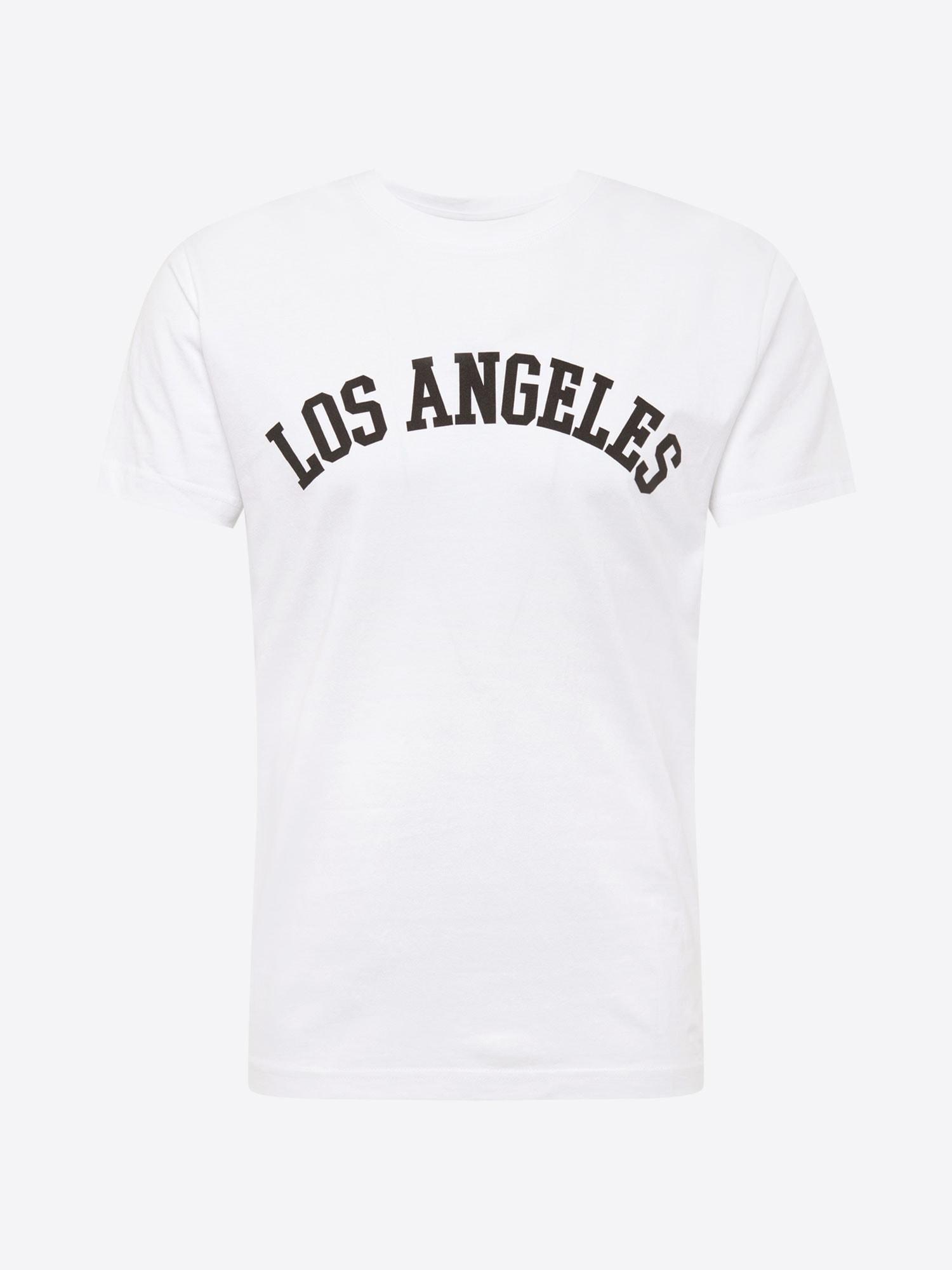 Mister Tee Tričko 'Los Angeles Tee'  biela