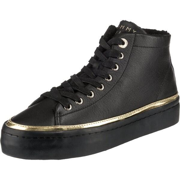 Sneakers für Frauen - Sneaker › Tommy Hilfiger › schwarz  - Onlineshop ABOUT YOU