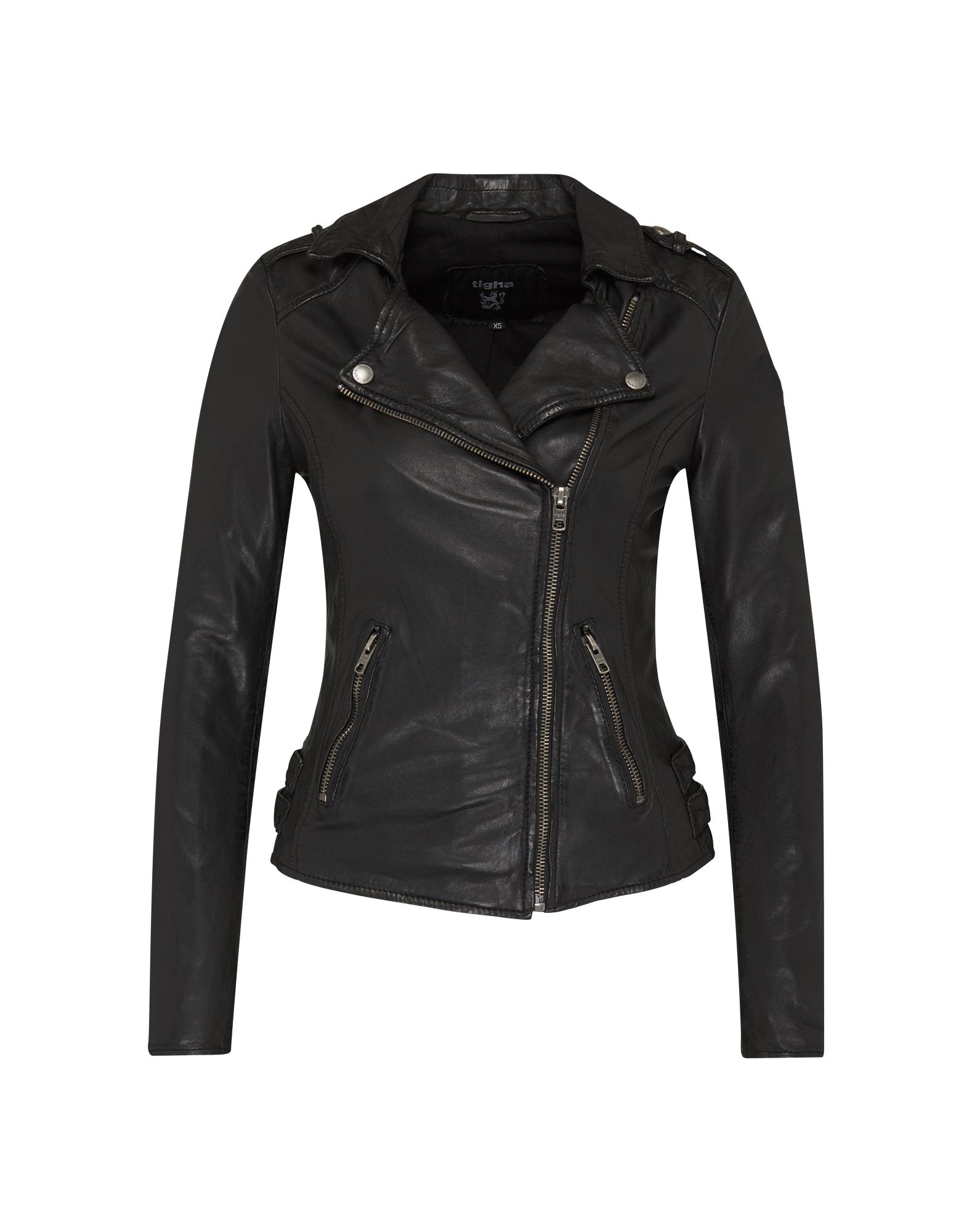tigha Prechodná bunda 'Alexandra'  čierna