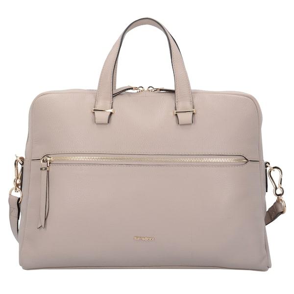 Businesstaschen für Frauen - SAMSONITE Highline II Aktentasche Leder 39 cm Laptopfach altrosa  - Onlineshop ABOUT YOU