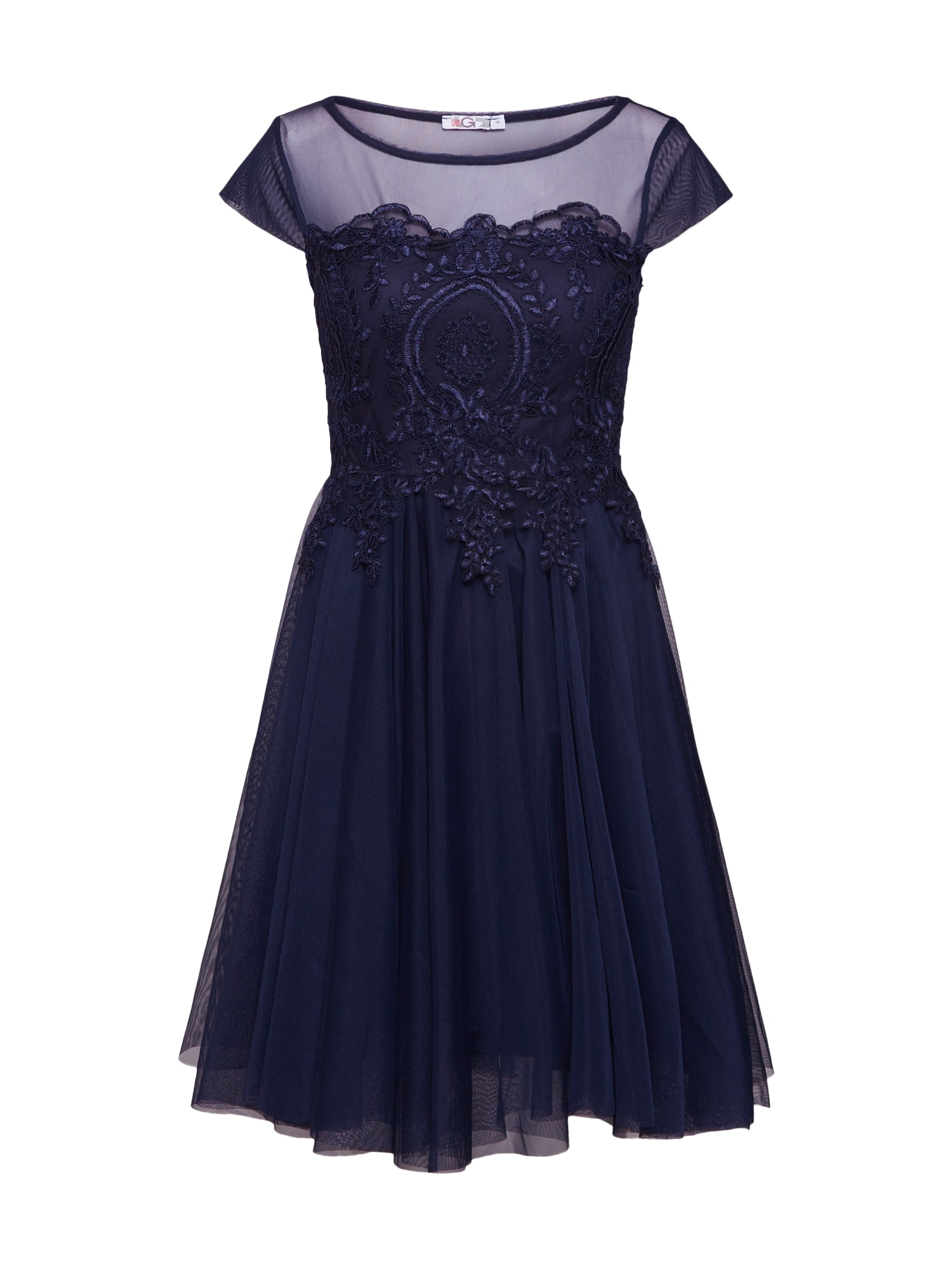 WAL G. Kokteilinė suknelė