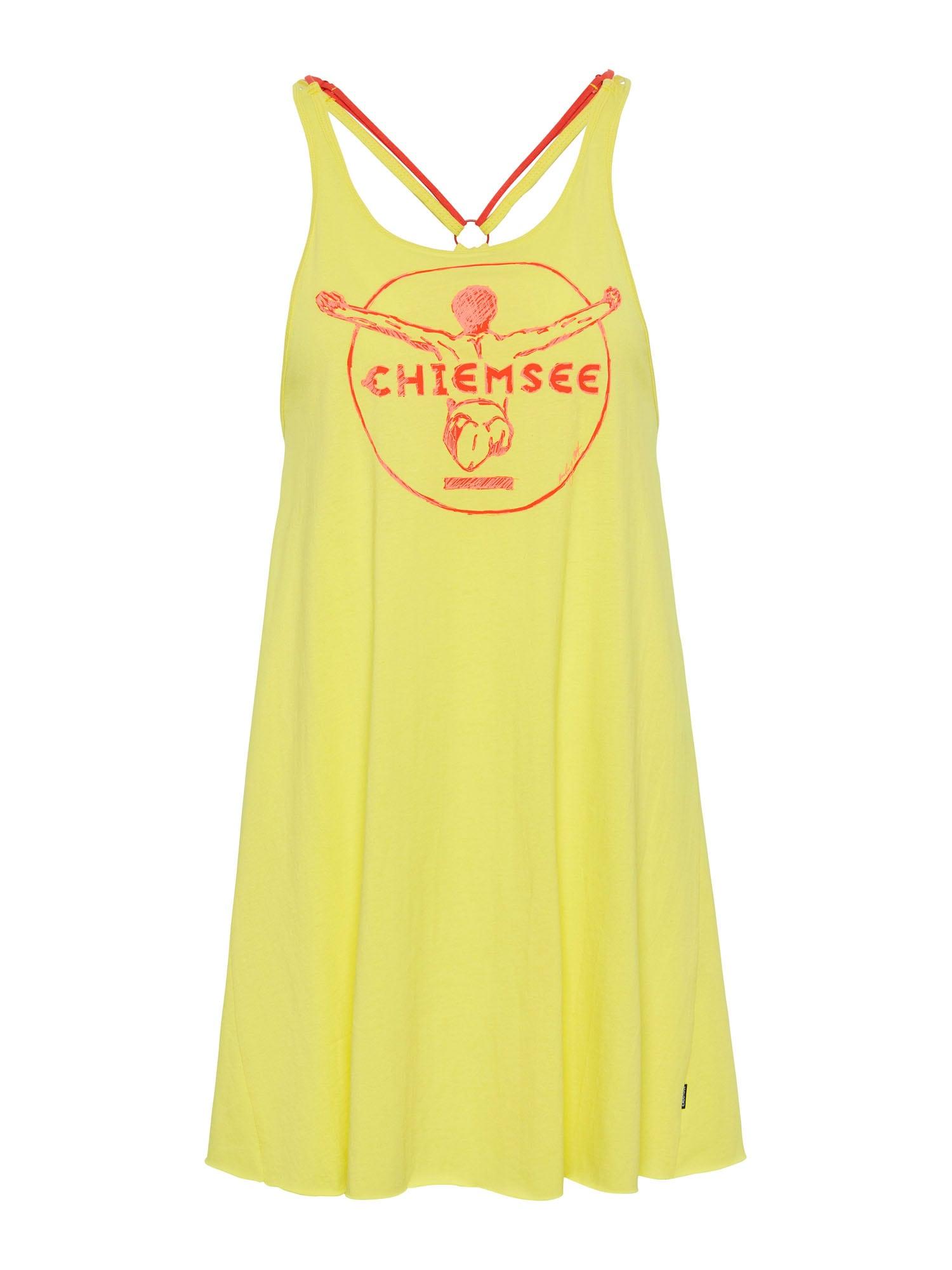 CHIEMSEE Sportinė suknelė šviesiai žalia
