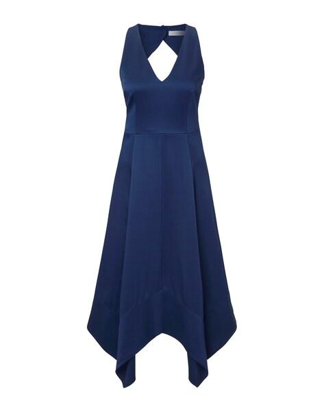 Festtagsmode - Kleid › IVY OAK › dunkelblau  - Onlineshop ABOUT YOU