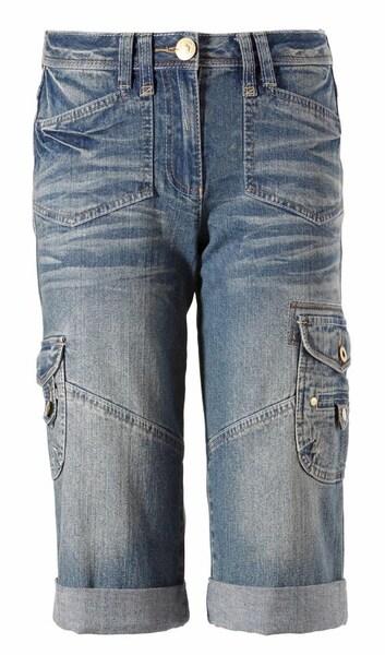 Hosen für Frauen - CHEER Jeansbermudas blue denim  - Onlineshop ABOUT YOU