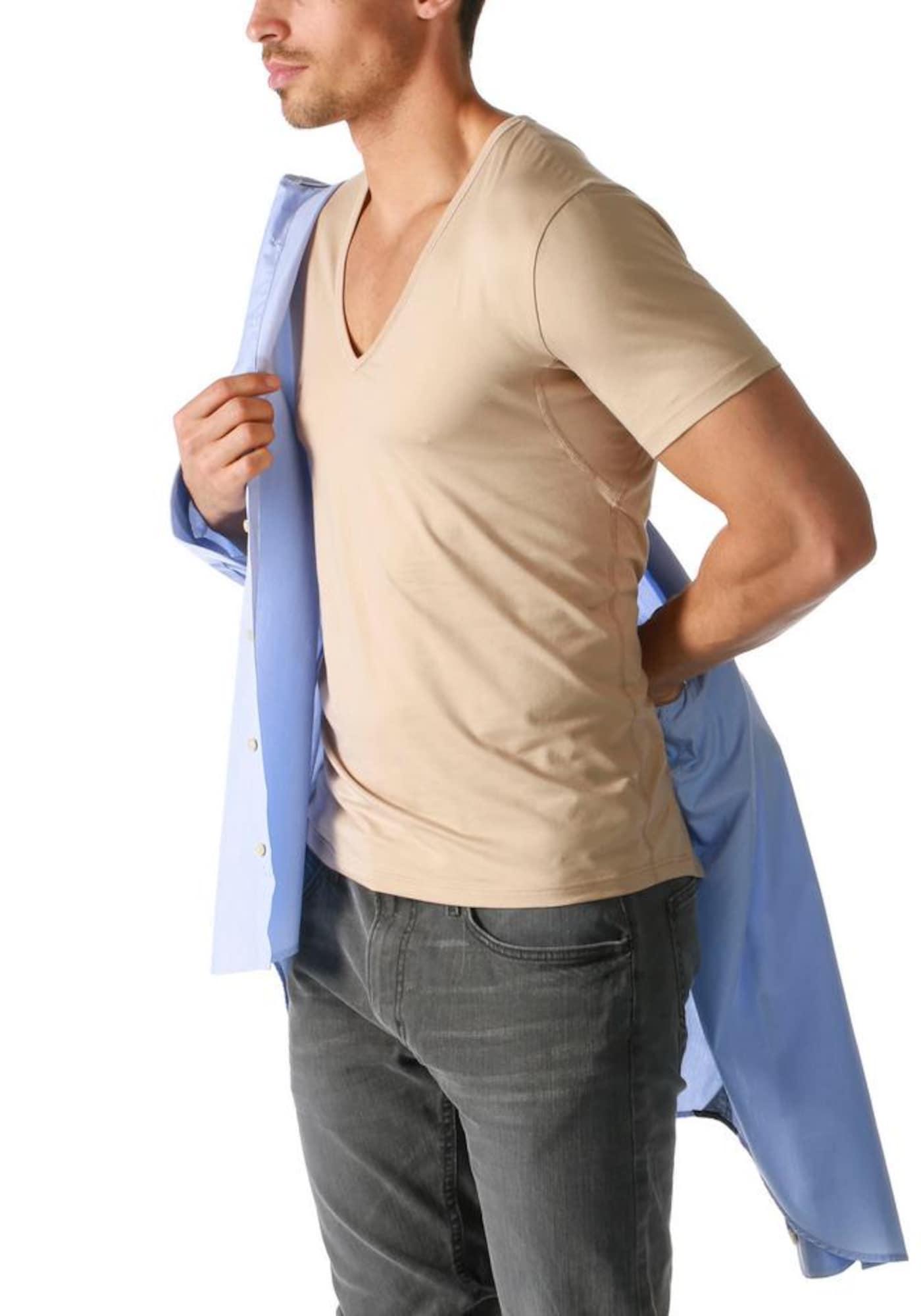 Mey Apatiniai marškinėliai kūno spalva