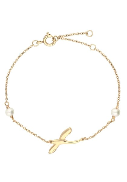 Armbaender - Armband › FIRETTI › gold weiß  - Onlineshop ABOUT YOU