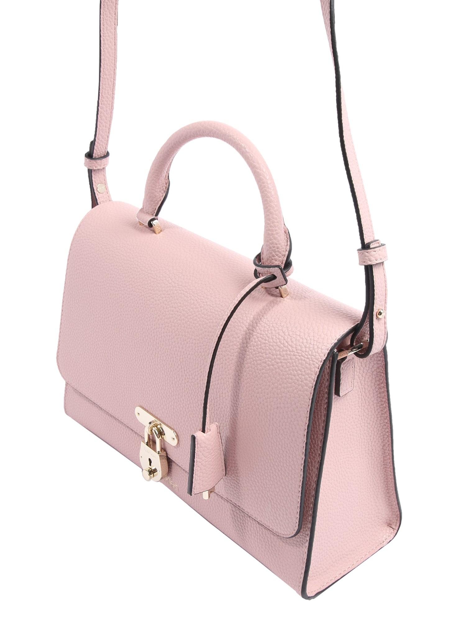 Calvin Klein Rankinė su ilgu dirželiu rožinė