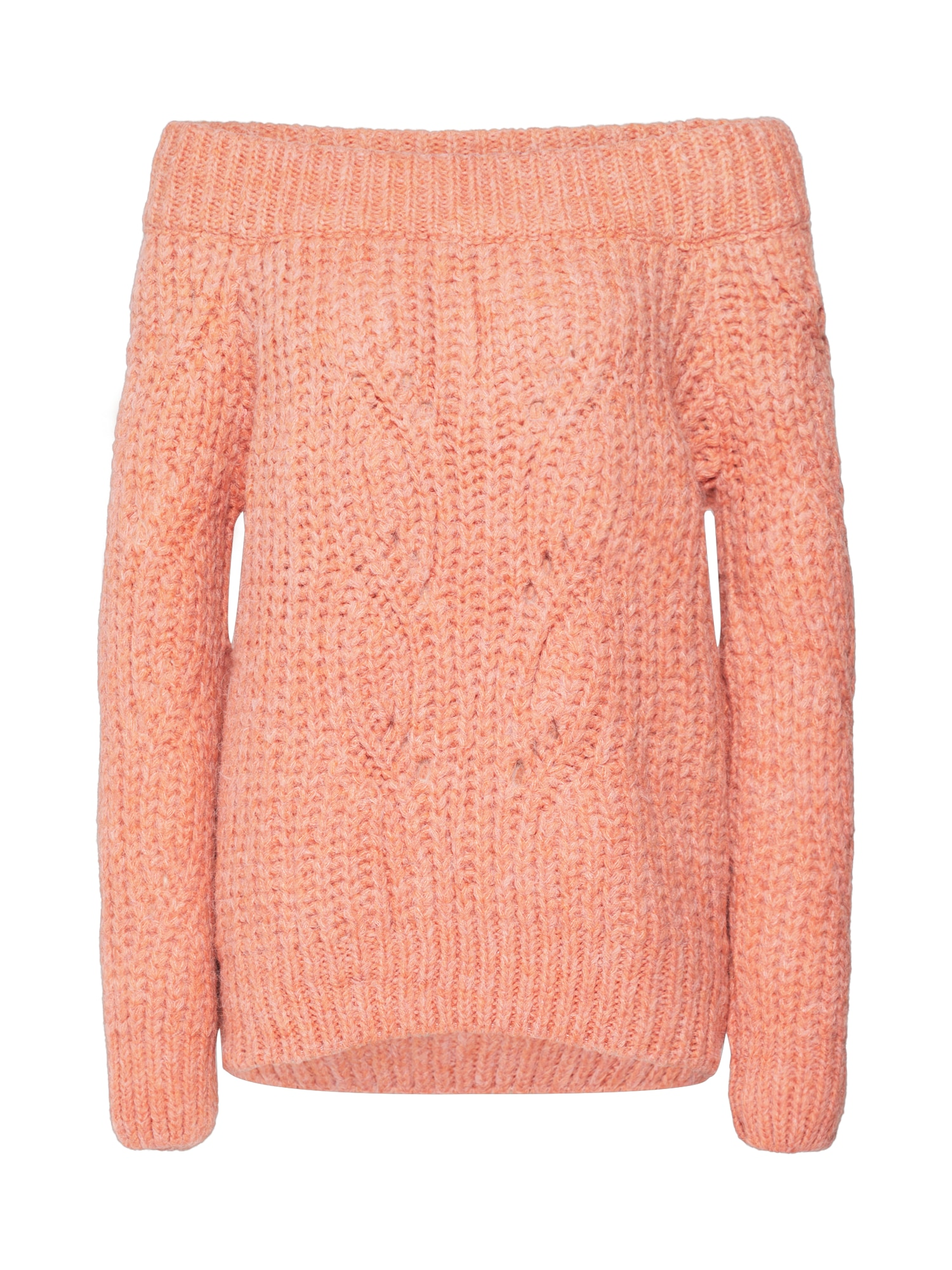 ABOUT YOU Megztinis 'Hetty' persikų spalva