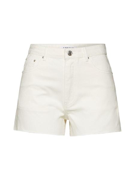 Hosen für Frauen - EDITED Jeans 'Jacey' offwhite  - Onlineshop ABOUT YOU
