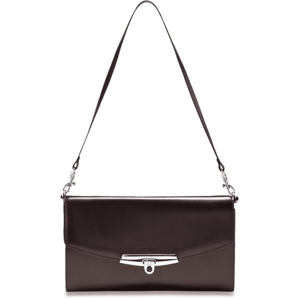 Clutches für Frauen - Picard Dolce Vita Geldbörse Clutch Leder 22 cm dunkelbraun  - Onlineshop ABOUT YOU