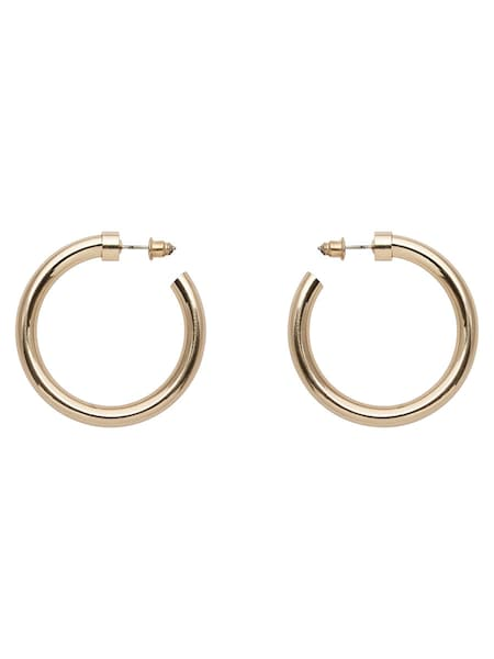 Ohrringe für Frauen - ONLY Ohrringe 'Reifen' gold  - Onlineshop ABOUT YOU