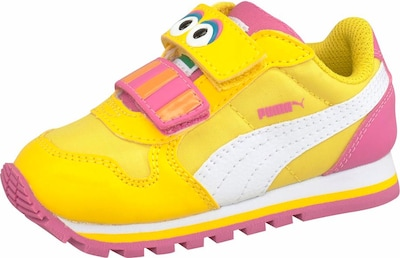 PUMA Lauflernschuh 'St Runner Big Bird Hoc V Infant'