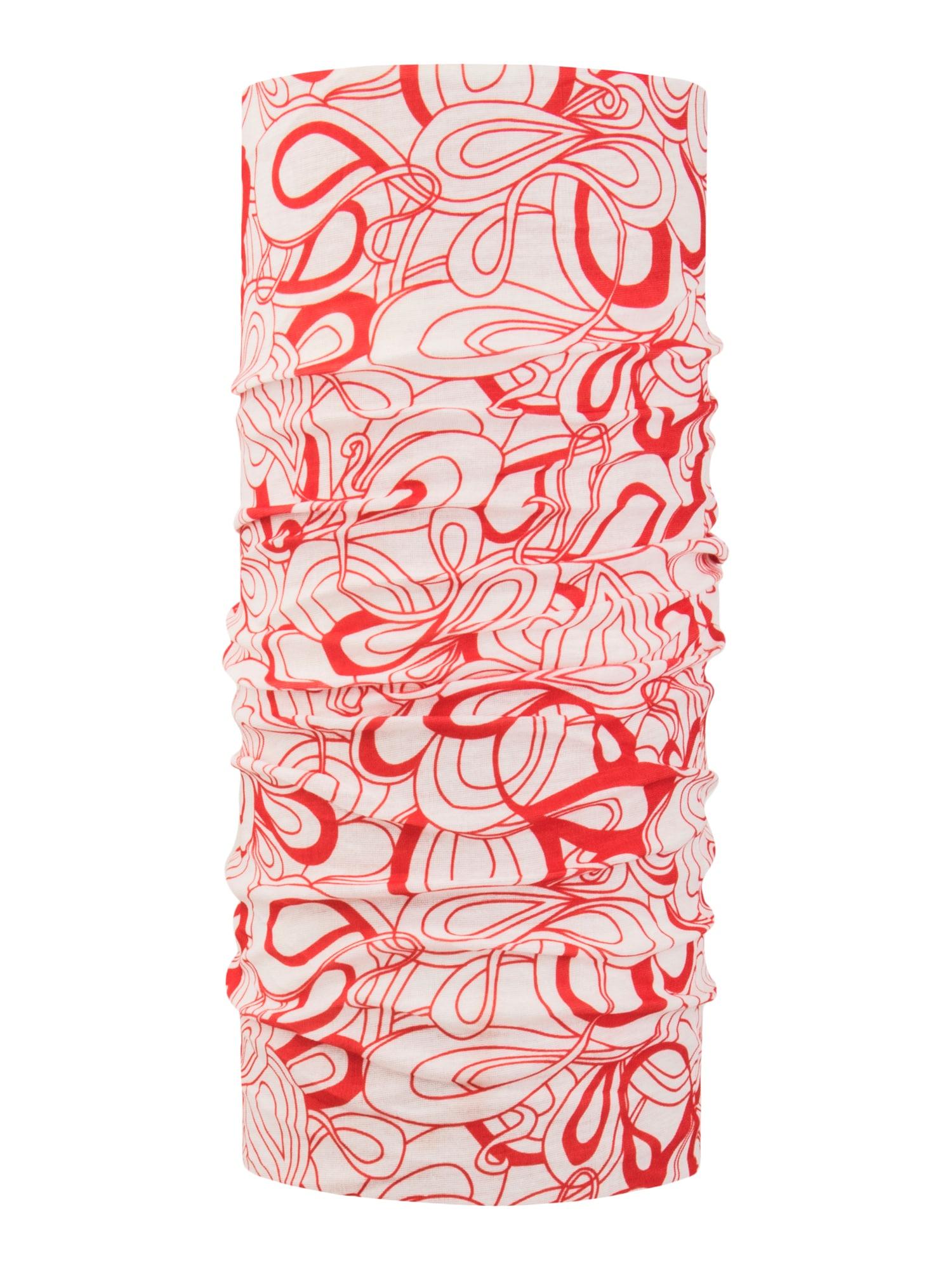 chillouts Fular tub  roșu / alb