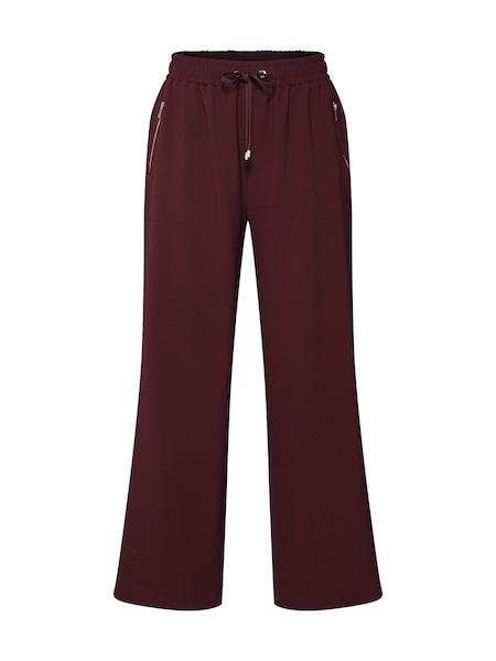 Hosen - Hose 'PULL ON PANT W ZIP PCKTS' › DKNY › burgunder  - Onlineshop ABOUT YOU