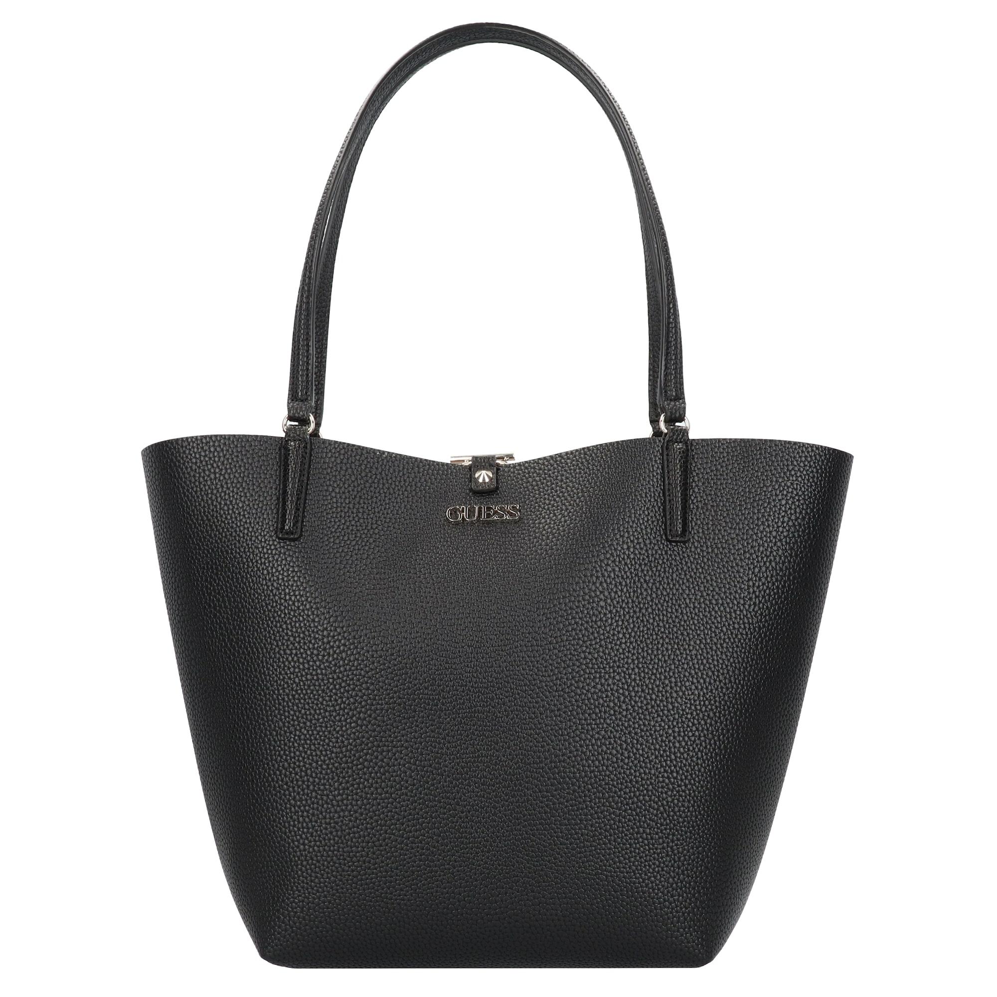 GUESS Shopper 'Alby'  čierna / staroružová