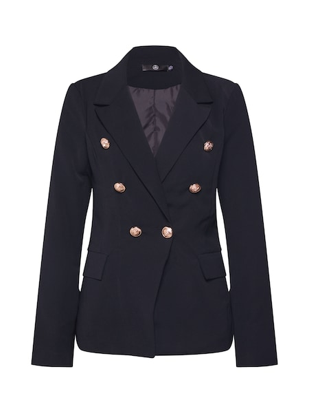 Jacken - Blazer 'MILITARY' › Missguided › schwarz  - Onlineshop ABOUT YOU