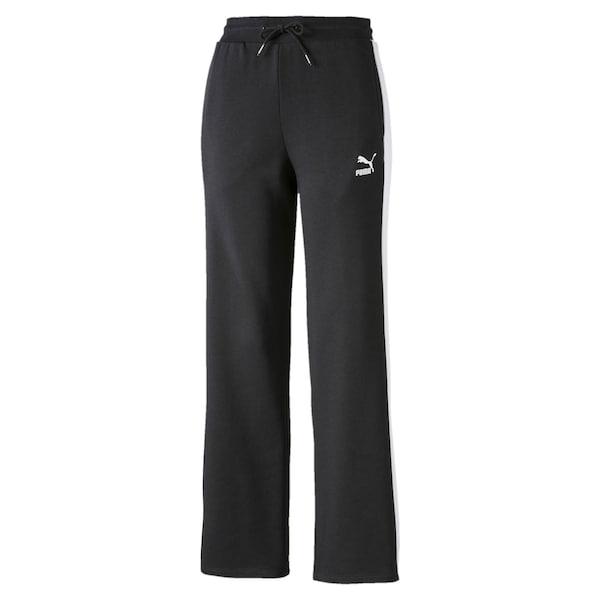 Hosen für Frauen - PUMA Hose schwarz weiß  - Onlineshop ABOUT YOU