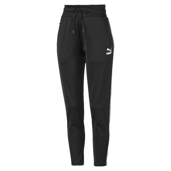 Hosen für Frauen - Trainingshose 'Poly' › Puma › schwarz  - Onlineshop ABOUT YOU