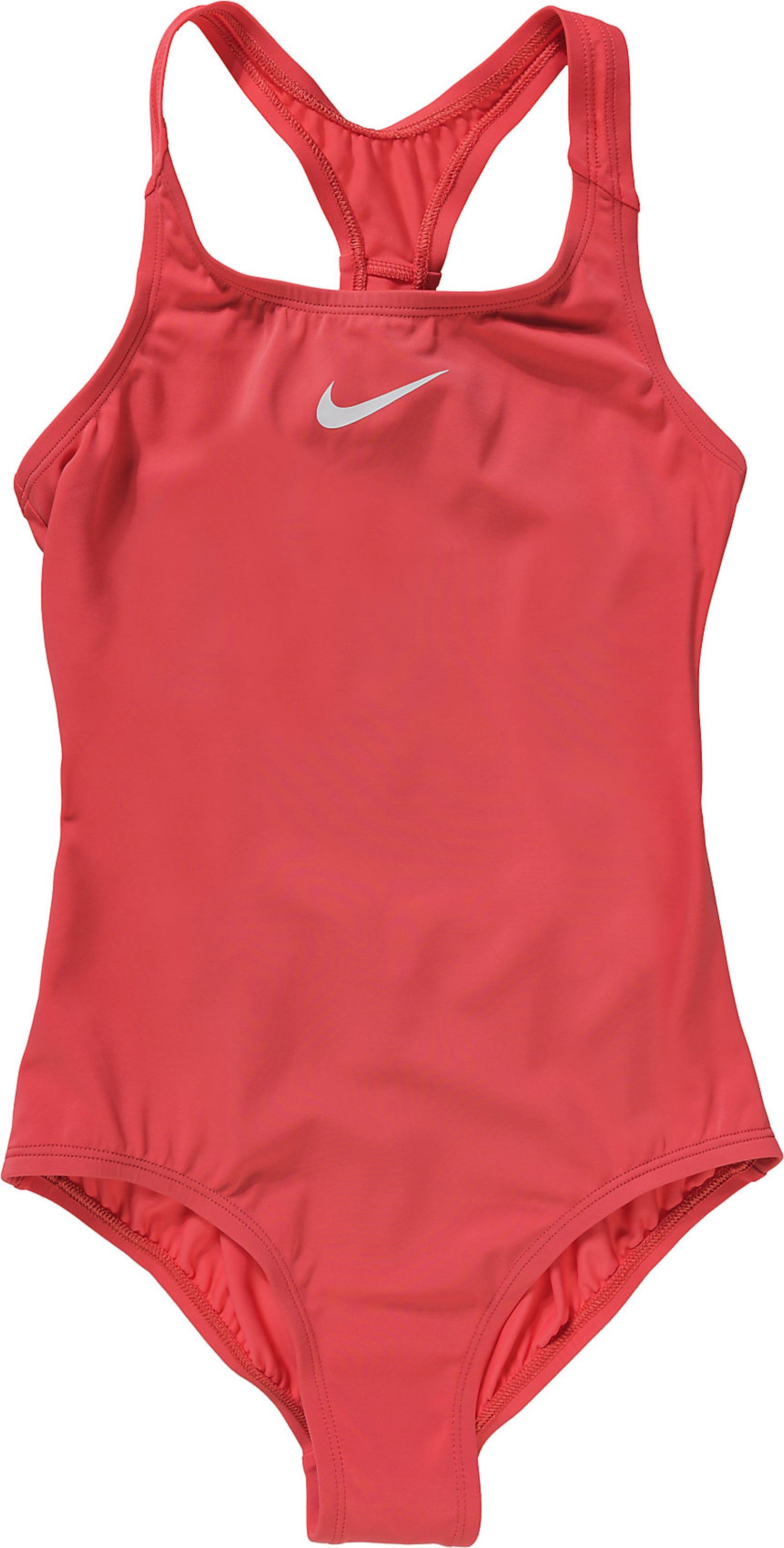 Kinder,  Mädchen,  Kinder Nike Badeanzug orange | 05057764376600