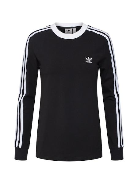 Oberteile für Frauen - ADIDAS ORIGINALS Shirt schwarz weiß  - Onlineshop ABOUT YOU