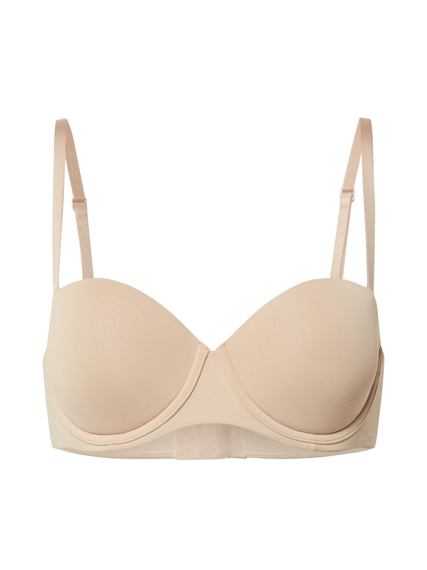 Calvin Klein Underwear Liemenėlė smėlio