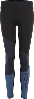 Casall Funktionshose 'Asymmetric 7/8 tights'