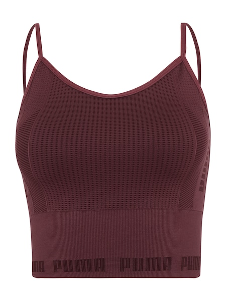 Sportmode für Frauen - PUMA Sport Wäsche weinrot  - Onlineshop ABOUT YOU