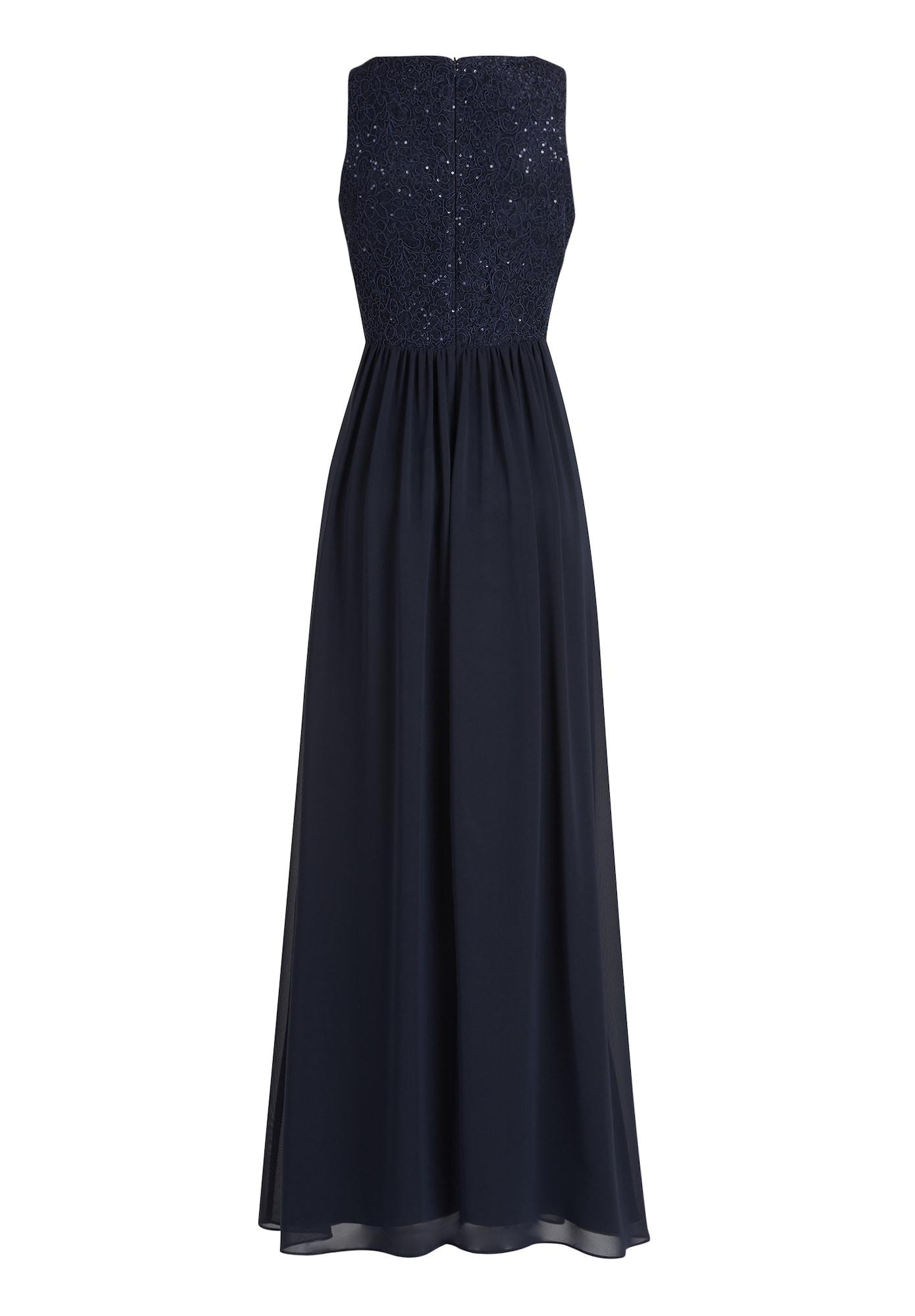 vera mont - Abendkleid mit Spitze